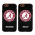 Collegiate Case for iPhone 6 / 6s  – Hybrid Alabama Crimson Tide - Personalized
