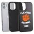Collegiate Alumni Case for iPhone 12 Mini – Hybrid Clemson Tigers - Personalized