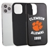 Collegiate Alumni Case for iPhone 12 Pro Max – Hybrid Clemson Tigers - Personalized