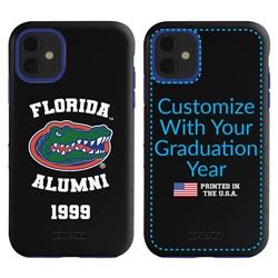 Collegiate Alumni Case for iPhone 11 – Hybrid Florida Gators - Personalized