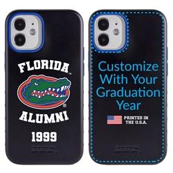 Collegiate Alumni Case for iPhone 12 Mini – Hybrid Florida Gators - Personalized