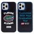Collegiate Alumni Case for iPhone 12 / 12 Pro – Hybrid Florida Gators - Personalized