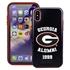 Collegiate Alumni Case for iPhone XS Max – Hybrid Georgia Bulldogs - Personalized