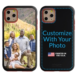 Custom Photo Case for iPhone 11 Pro Max - Hybrid (Black Case)