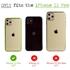 Personalized Baseball Jersey Case for iPhone 11 Pro – Hybrid – (Black Case)