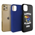 Collegiate Alumni Case for iPhone 11 Pro – Hybrid Kansas Jayhawks