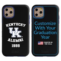 Collegiate Alumni Case for iPhone 11 Pro Max – Hybrid Kentucky Wildcats