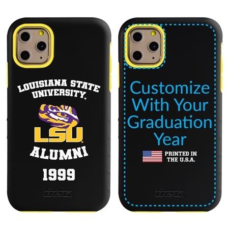 Collegiate Alumni Case for iPhone 11 Pro – Hybrid LSU Tigers