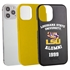 Collegiate Alumni Case for iPhone 12 Pro Max – Hybrid LSU Tigers