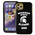 Collegiate Alumni Case for iPhone 11 Pro – Hybrid Michigan State Spartans