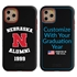 Collegiate Alumni Case for iPhone 11 Pro – Hybrid Nebraska Cornhuskers