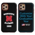Collegiate Alumni Case for iPhone 11 Pro Max – Hybrid Nebraska Cornhuskers