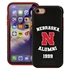 Collegiate Alumni Case for iPhone 7 / 8 / SE – Hybrid Nebraska Cornhuskers