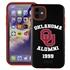 Collegiate Alumni Case for iPhone 11 – Hybrid Oklahoma Sooners