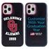Collegiate Alumni Case for iPhone 12 / 12 Pro – Hybrid Oklahoma Sooners