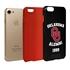 Collegiate Alumni Case for iPhone 7 / 8 / SE – Hybrid Oklahoma Sooners