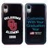 Collegiate Alumni Case for iPhone XR – Hybrid Oklahoma Sooners