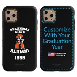 Collegiate Alumni Case for iPhone 11 Pro Max – Hybrid Oklahoma State Cowboys