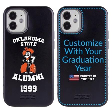 Collegiate Alumni Case for iPhone 12 Mini – Hybrid Oklahoma State Cowboys