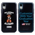 Collegiate Alumni Case for iPhone XR – Hybrid Oklahoma State Cowboys