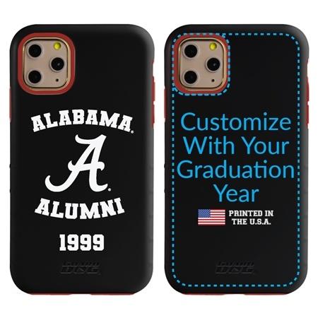 Collegiate Alumni Case for iPhone 11 Pro – Hybrid Alabama Crimson Tide