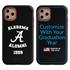 Collegiate Alumni Case for iPhone 11 Pro Max – Hybrid Alabama Crimson Tide