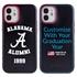 Collegiate Alumni Case for iPhone 12 Mini – Hybrid Alabama Crimson Tide