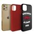 Collegiate Alumni Case for iPhone 11 Pro – Hybrid Arkansas Razorbacks