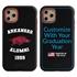 Collegiate Alumni Case for iPhone 11 Pro Max – Hybrid Arkansas Razorbacks
