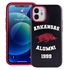 Collegiate Alumni Case for iPhone 12 Mini – Hybrid Arkansas Razorbacks