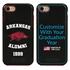 Collegiate Alumni Case for iPhone 7 / 8 / SE – Hybrid Arkansas Razorbacks