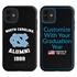 Collegiate Alumni Case for iPhone 11 – Hybrid North Carolina Tar Heels