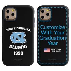 Collegiate Alumni Case for iPhone 11 Pro Max – Hybrid North Carolina Tar Heels