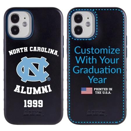 Collegiate Alumni Case for iPhone 12 Mini – Hybrid North Carolina Tar Heels