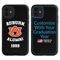 Collegiate Alumni Case for iPhone 11 – Hybrid Auburn Tigers