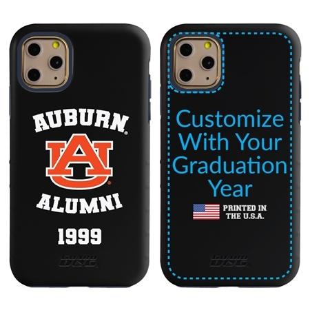 Collegiate Alumni Case for iPhone 11 Pro – Hybrid Auburn Tigers