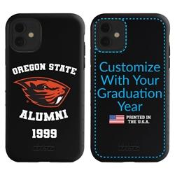 Collegiate Alumni Case for iPhone 11 – Hybrid Oregon State Beavers