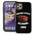Collegiate Alumni Case for iPhone 11 Pro – Hybrid Oregon State Beavers