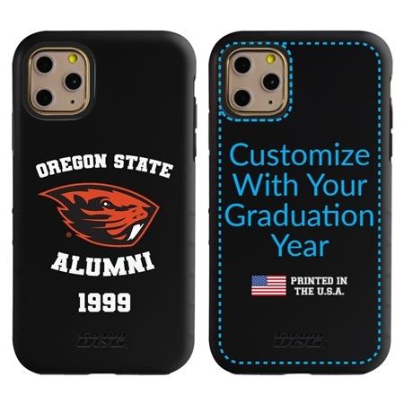 Collegiate Alumni Case for iPhone 11 Pro Max – Hybrid Oregon State Beavers