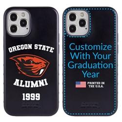 Collegiate Alumni Case for iPhone 12 Pro Max – Hybrid Oregon State Beavers