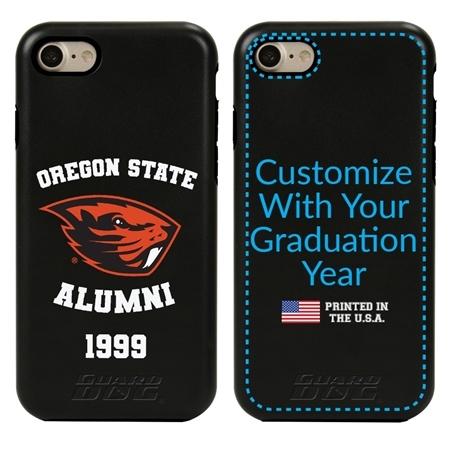 Collegiate Alumni Case for iPhone 7 / 8 / SE – Hybrid Oregon State Beavers