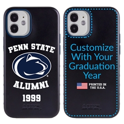 Collegiate Alumni Case for iPhone 12 Mini – Hybrid Penn State Nittany Lions