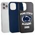 Collegiate Alumni Case for iPhone 12 / 12 Pro – Hybrid Penn State Nittany Lions