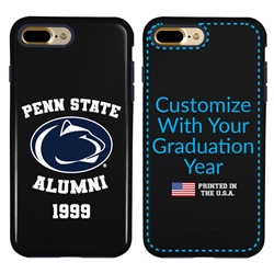 Collegiate Alumni Case for iPhone 7 Plus / 8 Plus – Hybrid Penn State Nittany Lions