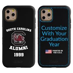 Collegiate Alumni Case for iPhone 11 Pro Max – Hybrid South Carolina Gamecocks