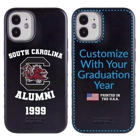 Collegiate Alumni Case for iPhone 12 Mini – Hybrid South Carolina Gamecocks