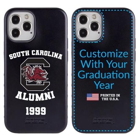Collegiate Alumni Case for iPhone 12 Pro Max – Hybrid South Carolina Gamecocks