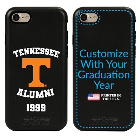 Collegiate Alumni Case for iPhone 7 / 8 / SE – Hybrid Tennessee Volunteers