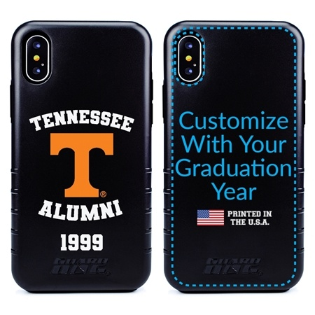Collegiate Alumni Case for iPhone X / XS – Hybrid Tennessee Volunteers