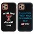 Collegiate Alumni Case for iPhone 11 Pro Max – Hybrid Texas Tech Red Raiders